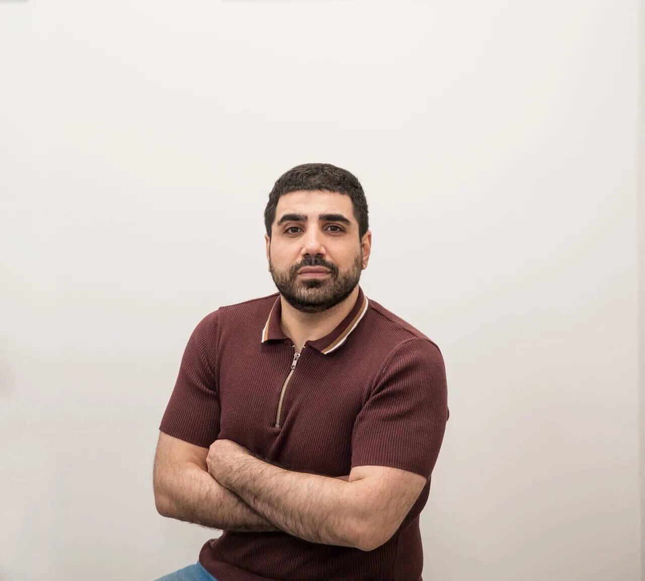 Мы рады представить Вам нашего парикмахера-стилиста Армена
